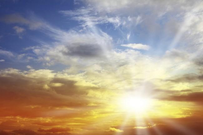 tips mengembalikan keremajaan kulit muka dengan pantas dengan cahaya matahari pagi