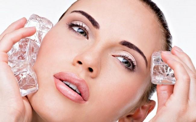 tips mengembalikan keremajaan kulit muka dengan pantas dengan mendinginkan kulit muka