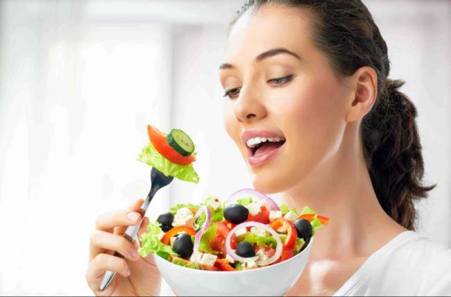 tips untuk tak nak gemuk dengan makan fiber dan buah