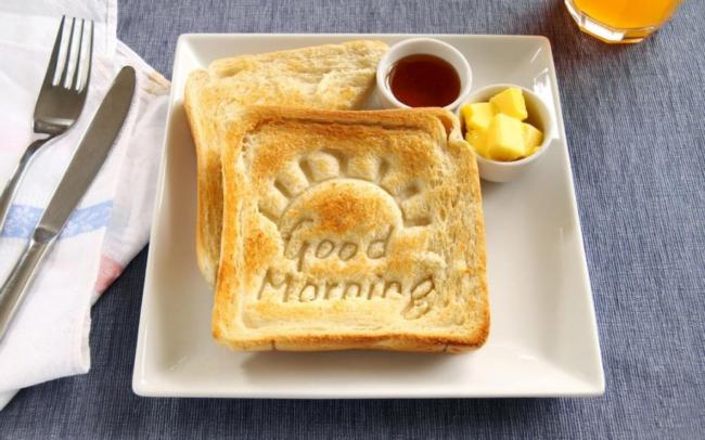 tips untuk tak nak gemuk lagi dengan mengambil sarapan pagi