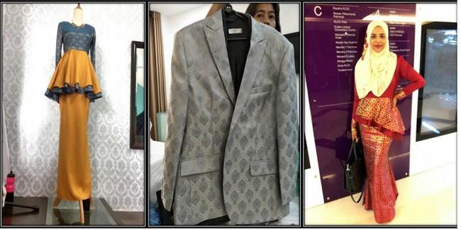 Baju Songket dan Tradisional Murah dibeli