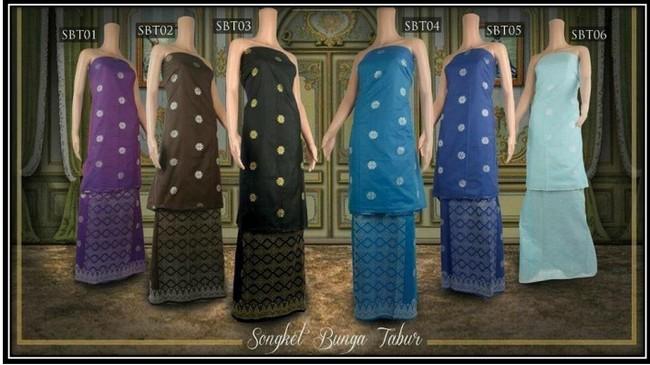 Baju Songket dan Tradisional Murah dengan mudah dicari