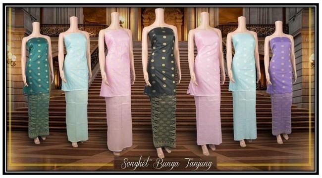 Baju Songket dan Tradisional Murah dan murah