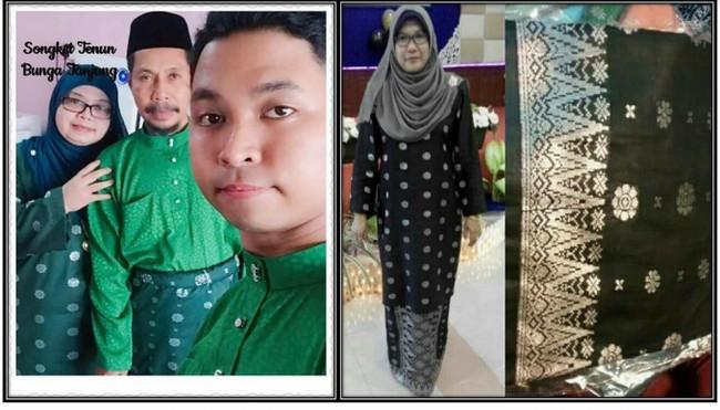 Baju Songket dan Tradisional Murah dan terbaik