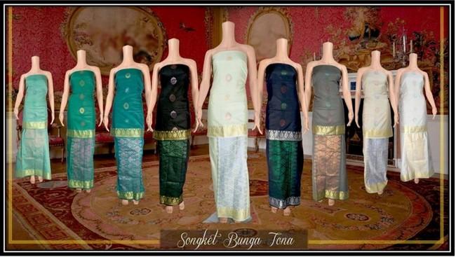 Baju Songket dan Tradisional Murah dan Cantik