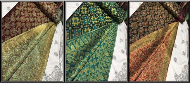 Terdapat Baju Songket dan Tradisional Murah dan berkualiti
