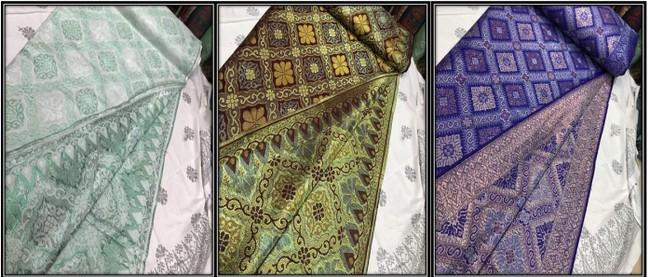 Baju Songket dan Tradisional Murah yang sangat berkualiti