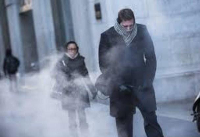 membiasakan dengan suhu sejuk dingin sebelum menunaikan umrah haji
