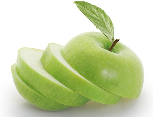Cara nak putihkan muka guna epal