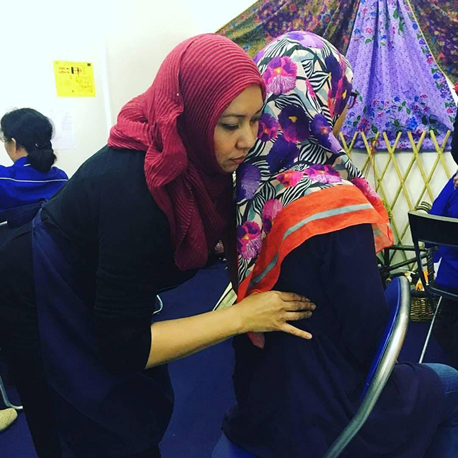 Corporate Massage in Kuala Lumpur Best
