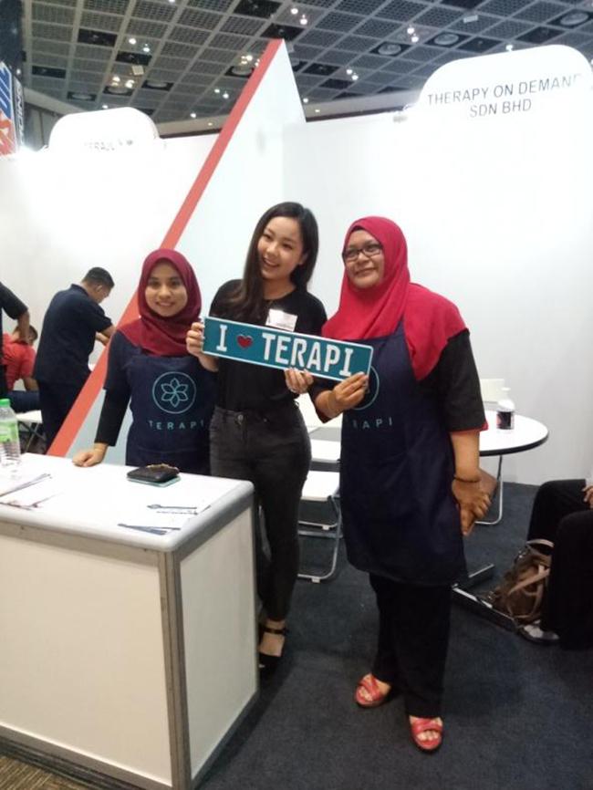 Corporate Massage in Kuala Lumpur Love