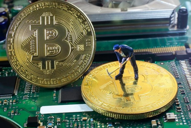 Pelaburan Bitcoin