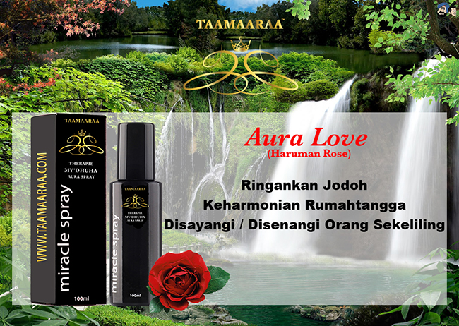 Ros Tambah Aura Positif