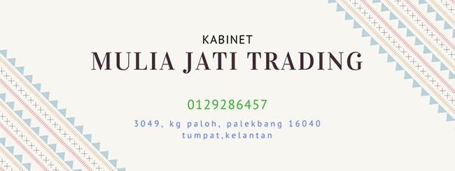 Petua Tempah Kabinet Dan Perabut Murah Di Kelantan