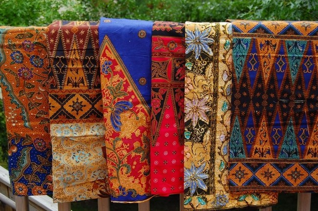 Antara Tips Penjagaan Kain Batik Cotton