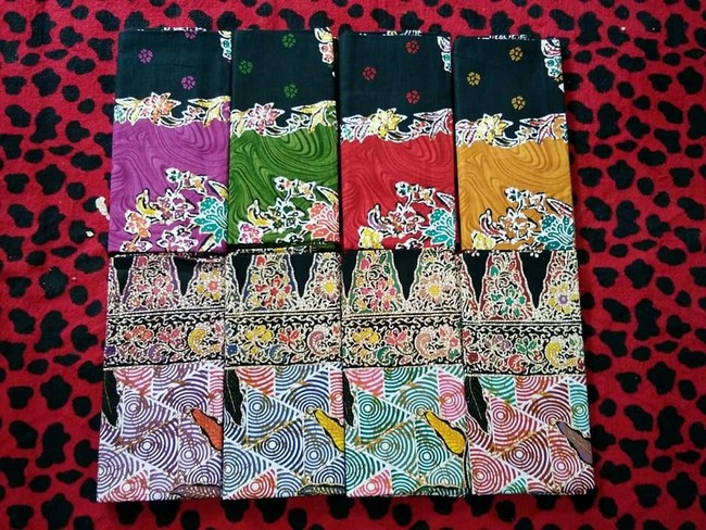 Tips Penjagaan Kain Batik Cotton dengan sangat Senang
