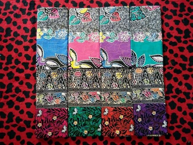 Antara ciri Tips Penjagaan Kain Batik Cotton