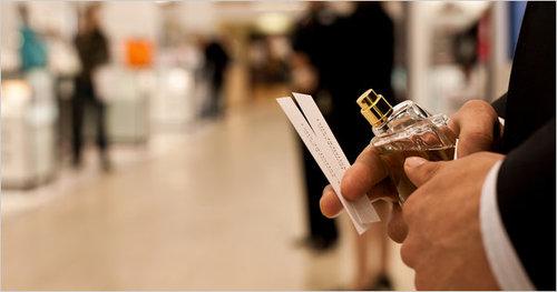 Mencari Tips memilih perfume mengikut aura badan seseorang