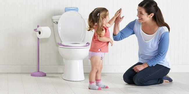 berlengah ke tandas punca sembelit