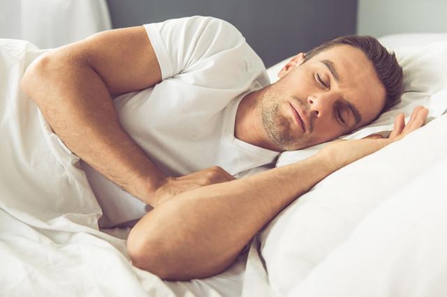 bina otot dengan cukupkan tidur