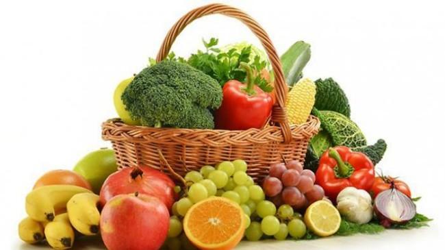 cara hilangkan kedutan dengan makan sayur dan buah