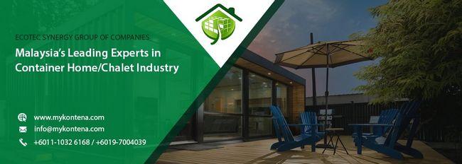 ecotex syarikat bina rumah kontena
