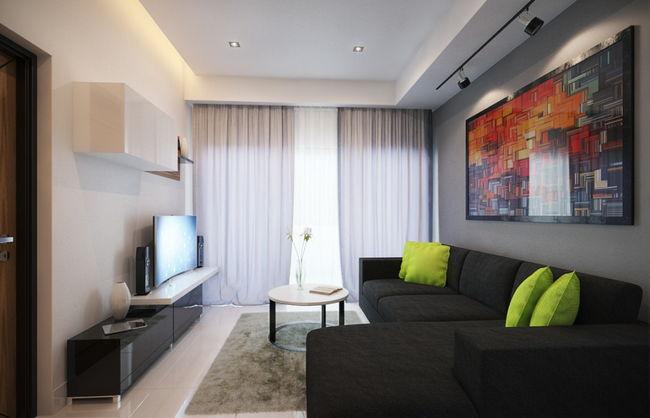 hiasan dalaman interior design