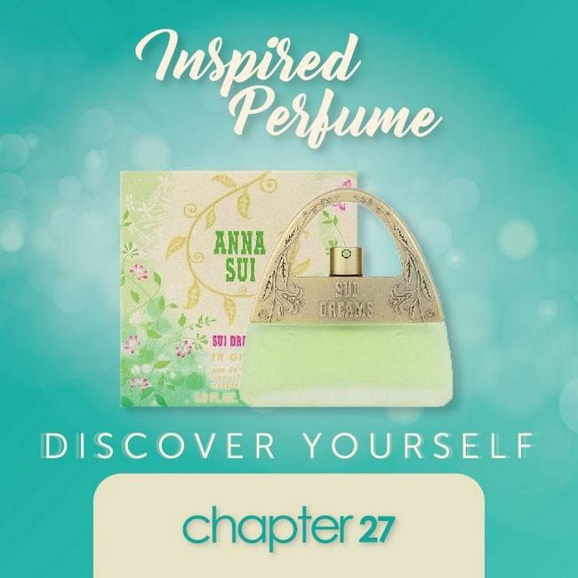 Menari Tips kekalkan Bau Perfume dengan Betul