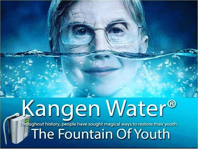 kebaikan air kangen water untuk keluarga