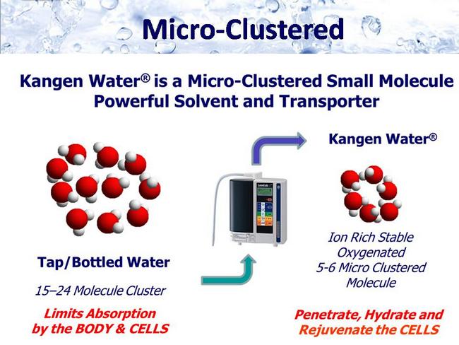 air kangen bersifat anti oksidan