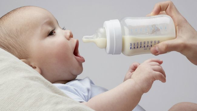 kurang minum air punca anak sembelit