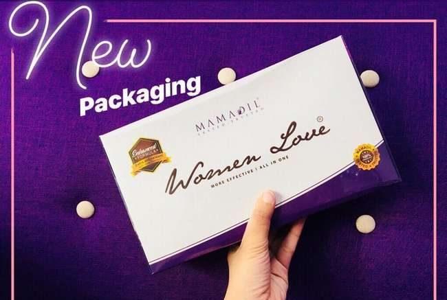mamadil women love new packagin