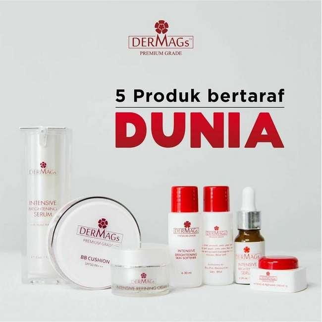 produk bertaraf dunia untuk kulit cantik dan licin