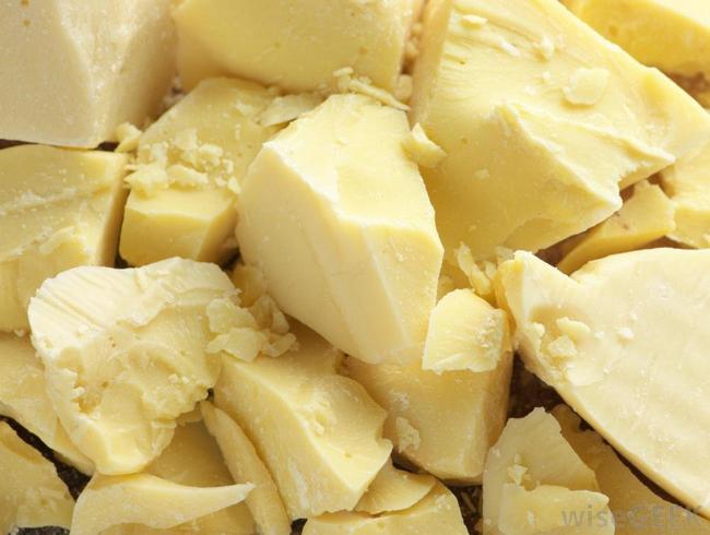 cocoa butter dalam scrub gebuu premium coffee