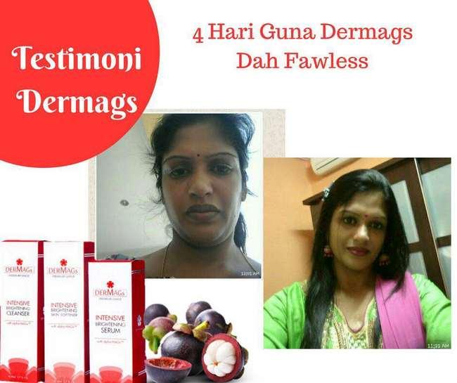 testimoni pengguna dermags