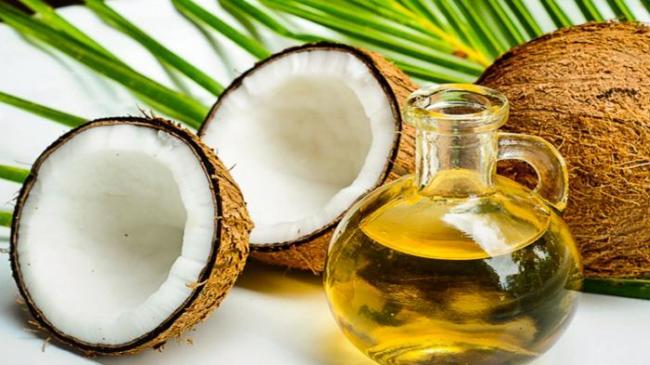 tips miliki rambut sihat dari akar dengan sugarbearhair dengan minyak kelapa dara