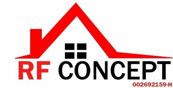 RF Concept pakar ubahsuai rumah di Kuala Lumpur