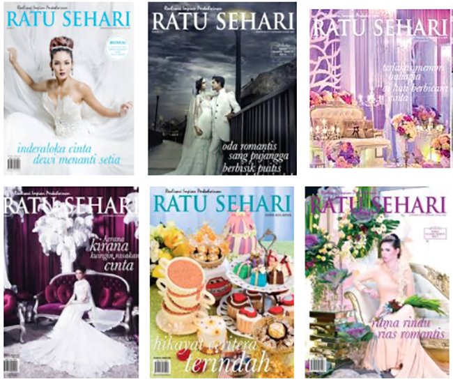 Majalah Perkahwinan No 1 Malaysia Ratu Sehari Dua