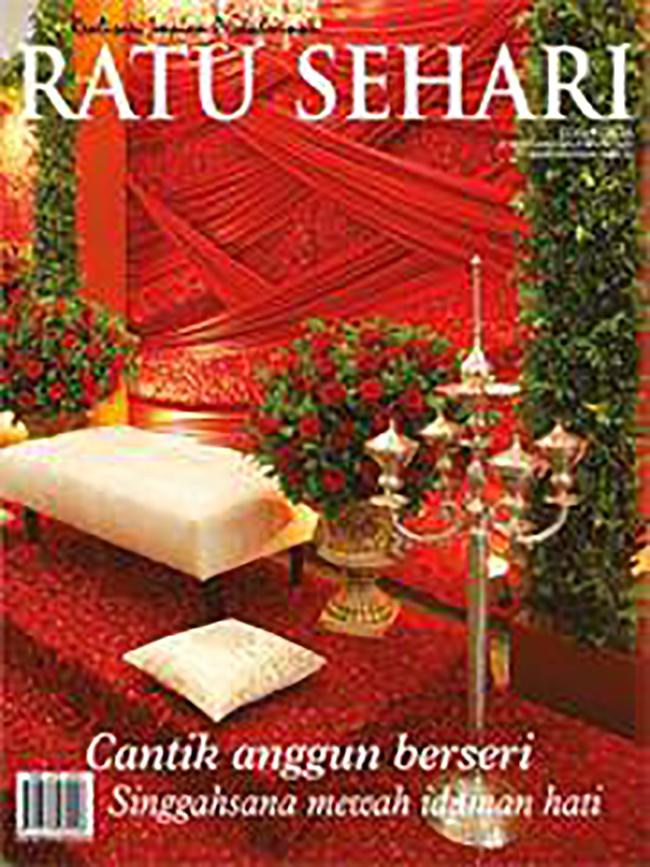 Jawa Majalah Perkahwinan No 1 Malaysia Ratu Sehari