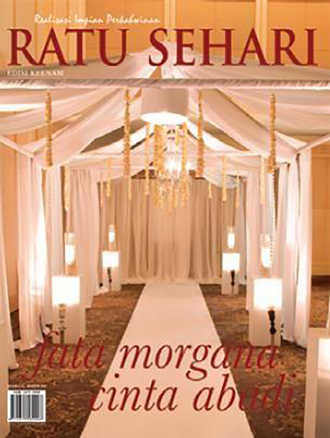 Laluan Majalah Perkahwinan No 1 Malaysia Ratu Sehari