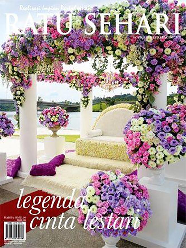Sungai Majalah Perkahwinan No 1 Malaysia Ratu Sehari