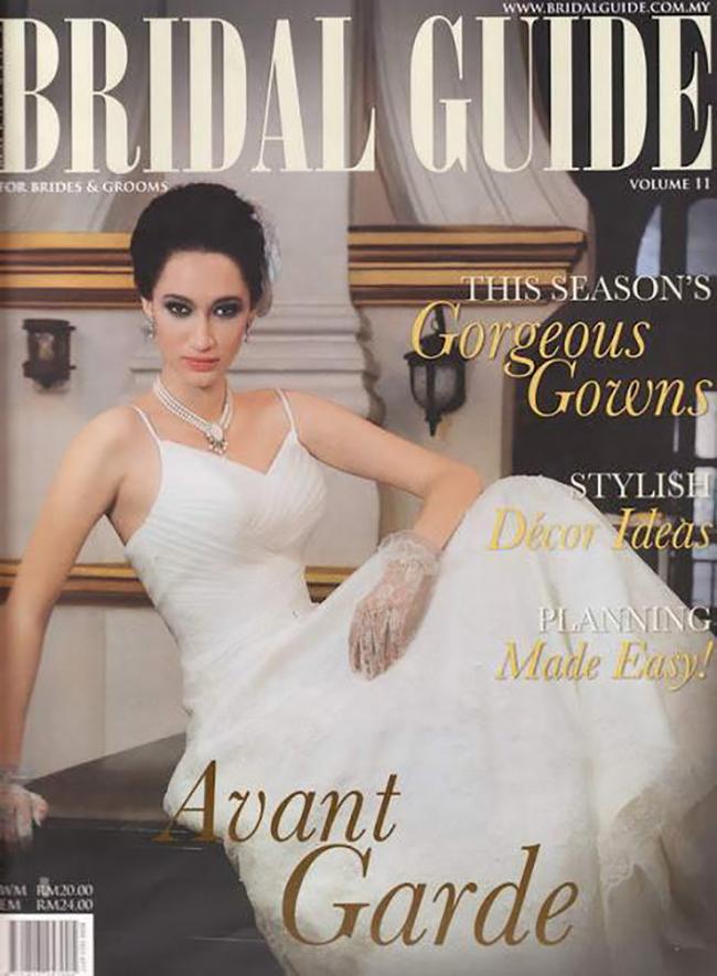Model Majalah Perkahwinan No 1 Malaysia Ratu Sehari