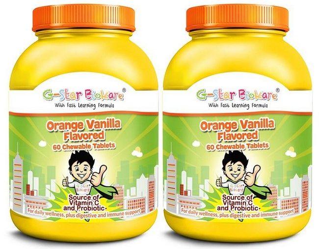 Selain ada Vitamin Terbaik Untuk Kanak-kanak