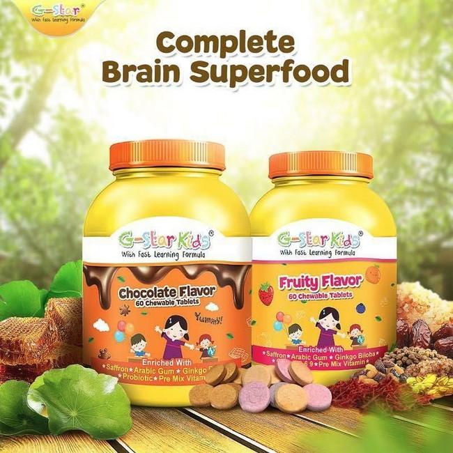 Vitamin Terbaik Untuk Kanak-kanak Anda