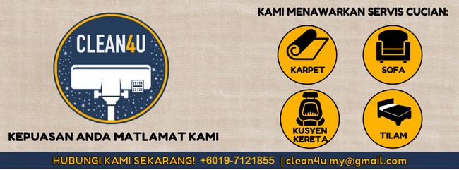 antara perkhidmatan cuci karpet rumah murah di johor bahru