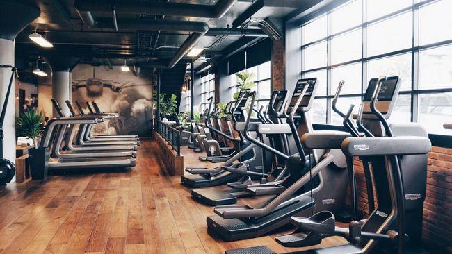cara bersenam yang betul dengan alat gym yang betul