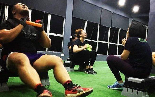 group fitness cara bersenam yang betul
