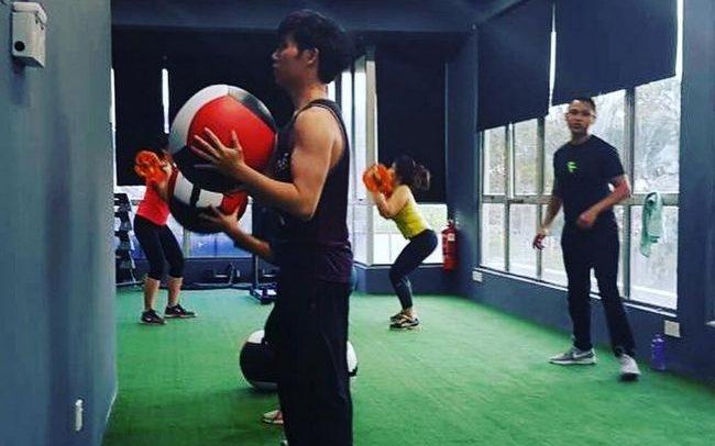 bersenam dan bodyweight performance