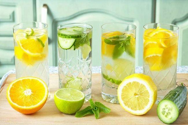 air lemon cara mudah detox badan supaya kurus cantik