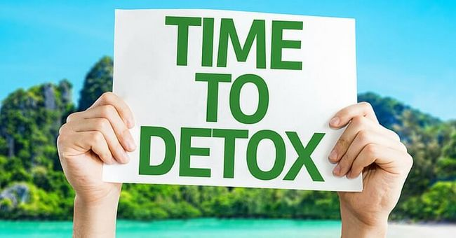 tips dan cara mudah detox badan